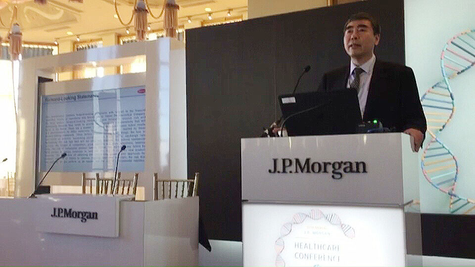 Hanmi unveils new R&D strategy at JP Morgan Healthcare Conference